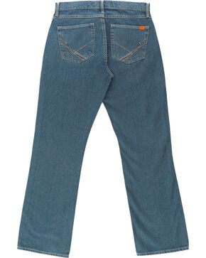 Wrangler Men's Blue 20X FR Cool Vantage Vintage Jeans - Slim fit, Blue, hi-res