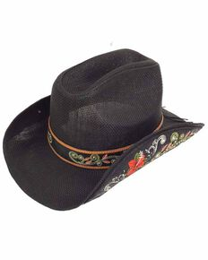 150d9e4342695 Women s Western Straw Hats - Country Outfitter