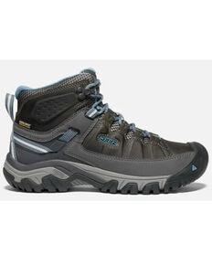 Keen Women's Targhee III Waterproof Hiking Boots - Soft Toe, Grey, hi-res