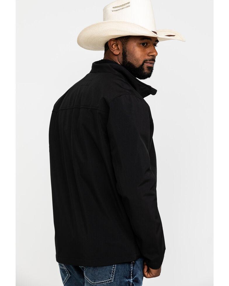 Cody James Core Men's Black Steamboat Bonded Jacket , Black, hi-res