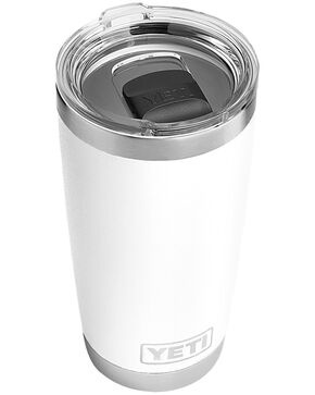 Yeti 20oz Rambler MagSlider Tumbler, No Color, hi-res