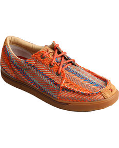 Twisted X Women's Hooey Multi Pattern Lopers, Multi, hi-res
