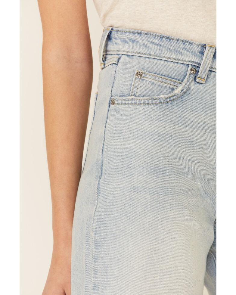 Lee Women's Vintage Modern Dad Shorts, Blue, hi-res