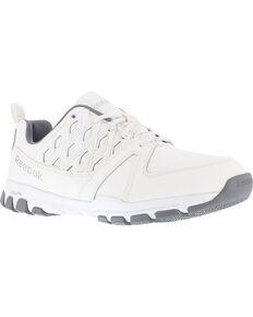 Reebok Women's Athletic Oxford Shoes - Soft Toe , White, hi-res