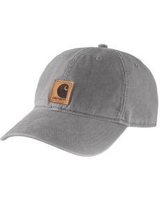 Carhartt Slate Odessa Ball Cap , Slate, hi-res