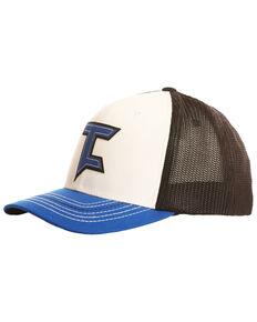 Tuf Cooper Men's Logo Mesh Ball Cap, Blue, hi-res