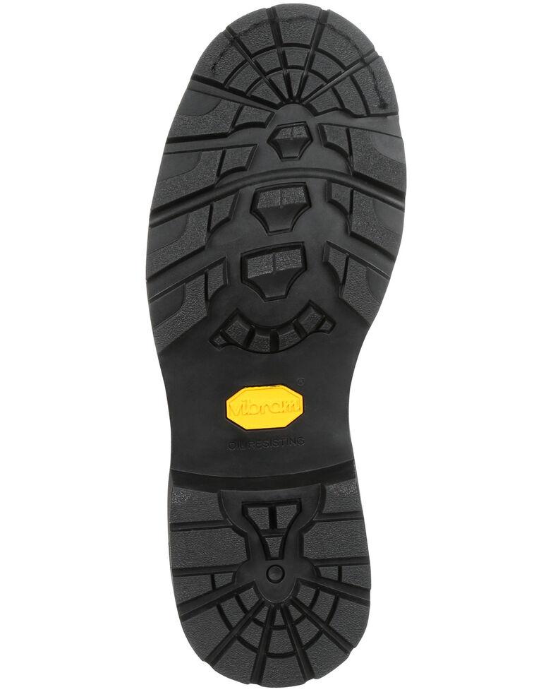 Georgia Boot Men's Comfort Core Waterproof  Logger Boots - Composite Toe, Russett, hi-res