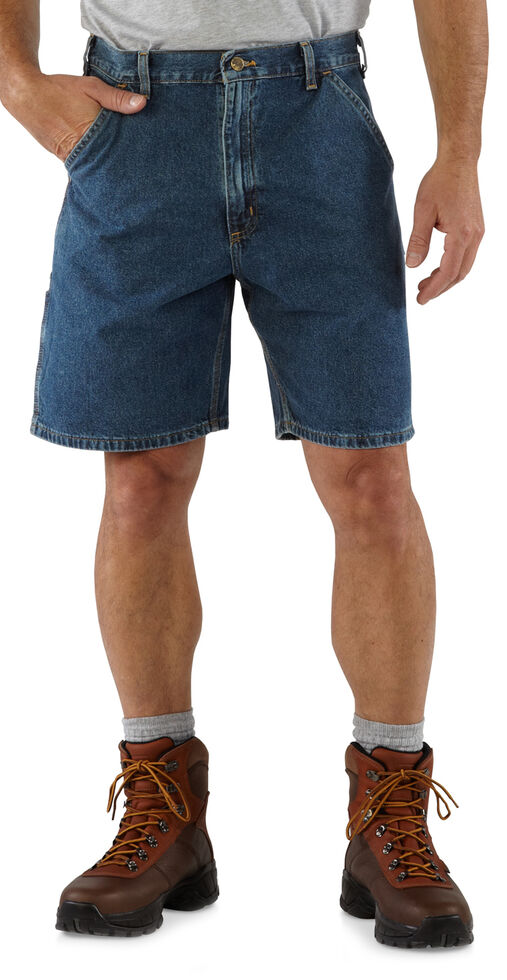 get new wholesale dealer save up to 80% Carhartt Lightweight Denim Work Shorts - Country Outfitter