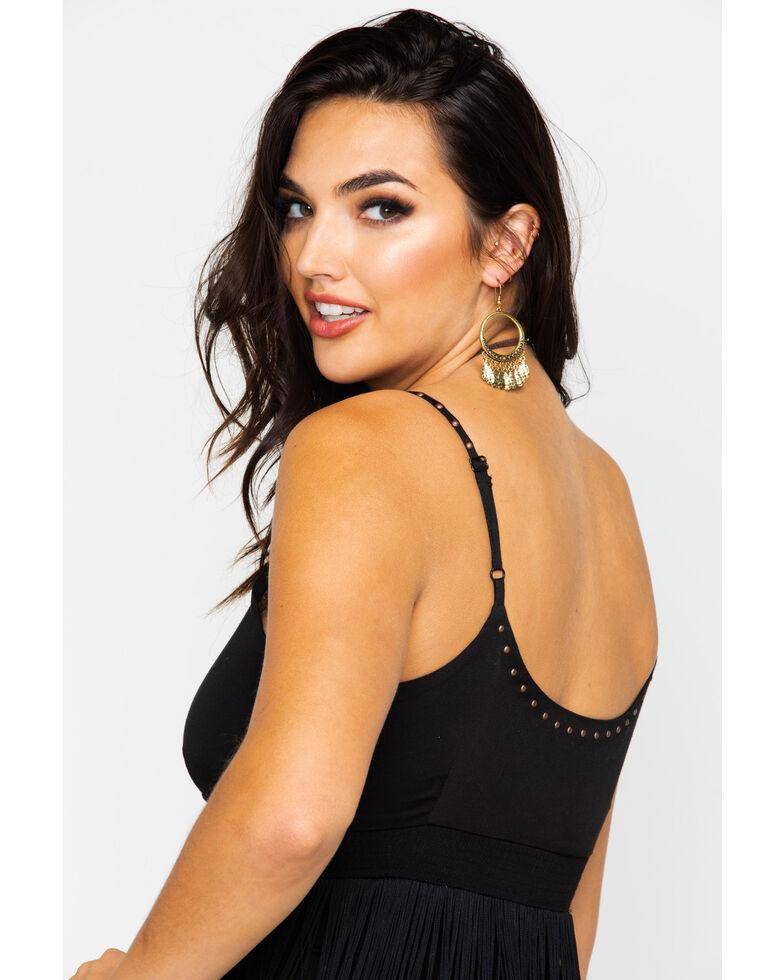 Idyllwind Women's Midnight Dancer Mini Dress , Black, hi-res