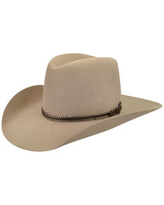 Bailey Men's Tan Mist Truckton 3X Cowboy Hat, Tan, hi-res
