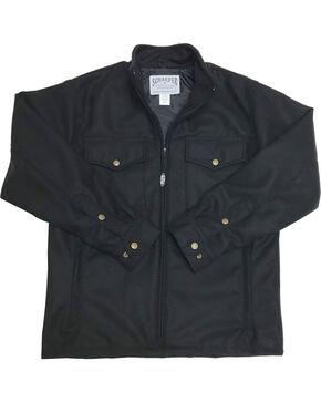 Schaefer Outfitter Men's 564 Austin Wool Jacket - 2XL, Black, hi-res