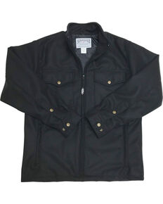 Schaefer Outfitter Men's 564 Austin Wool Jacket - 2XL, Black, hi-res