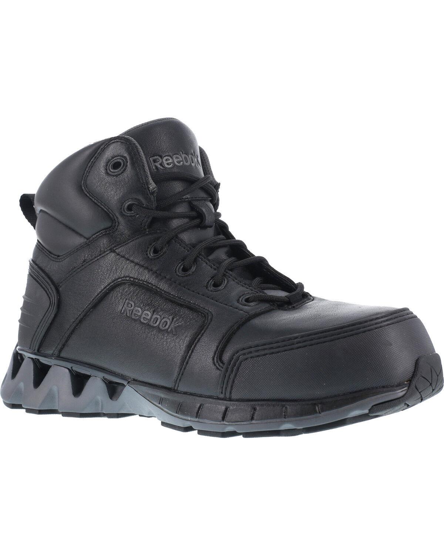 Boots - Composite Toe