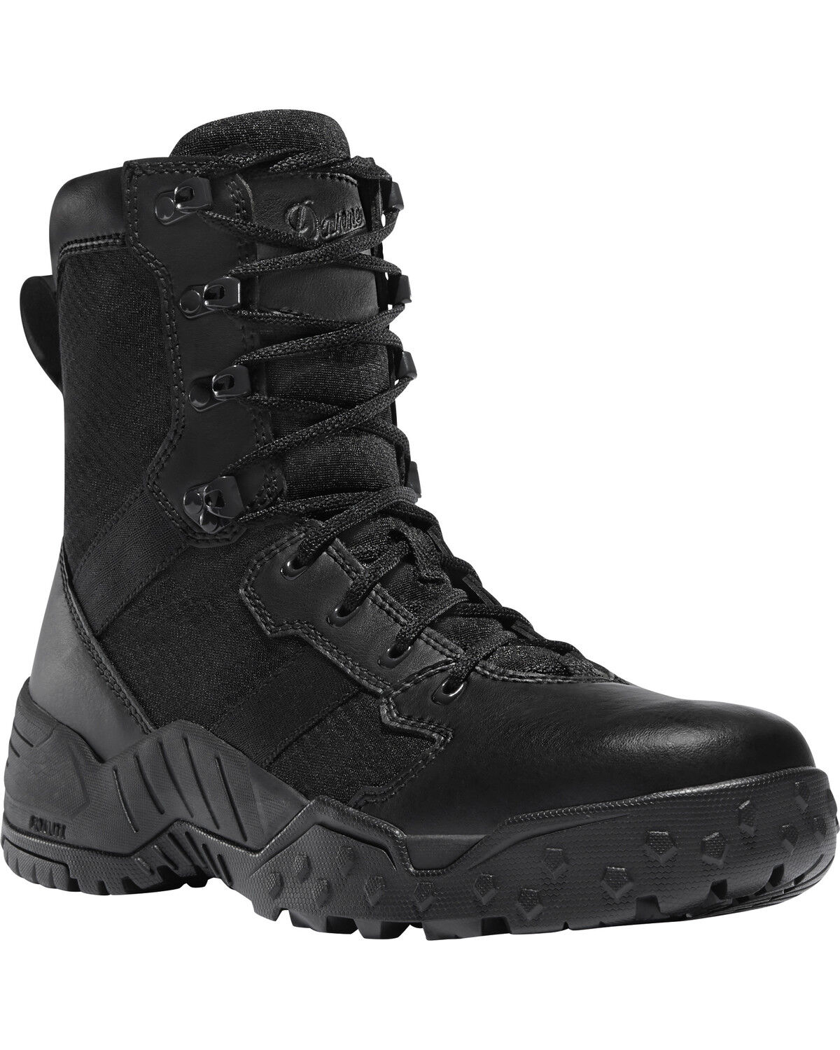 Tactical Boots - Round Toe