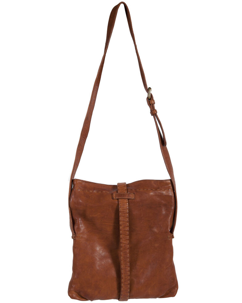 Scully Women's Tan Soft Leather Handbag, Tan, hi-res