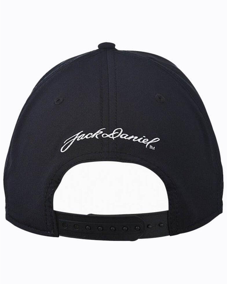Jack Daniels Men's Black Performance Mesh Ball Cap, Black, hi-res
