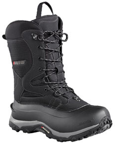 Baffin Men's Summit Ultra Light Outdoor Boots - Round Toe, Black, hi-res