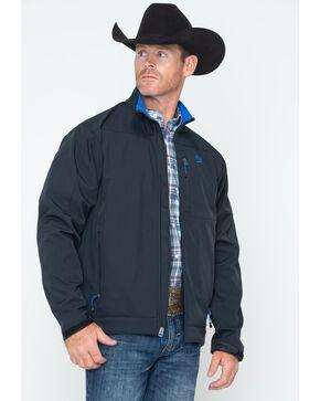 Cinch Men's Black Conceal Carry Bonded Jacket , Black, hi-res