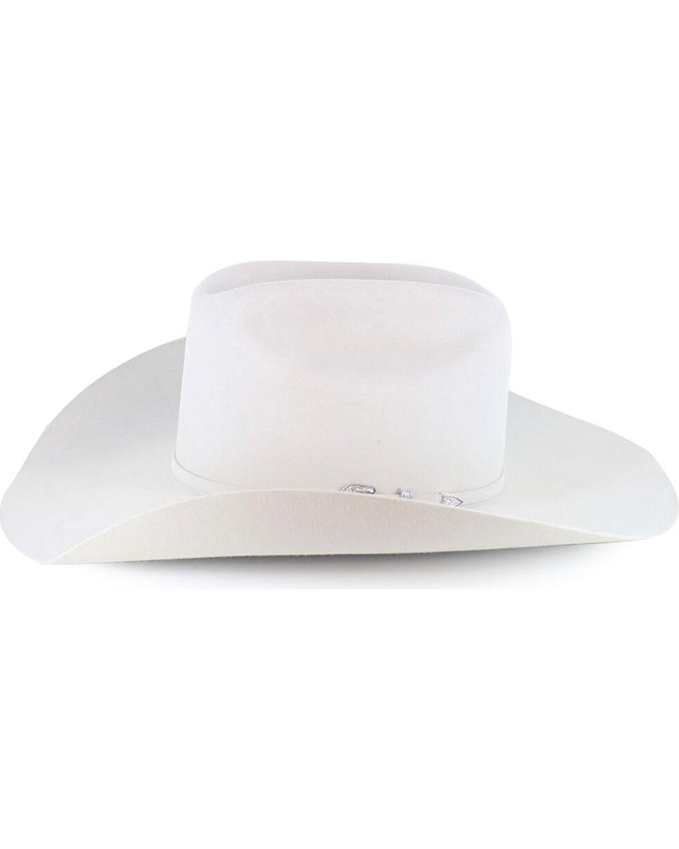 Resistol Men's Silverbelly 20X Tarrant Felt Cowboy Hat, Silver Belly, hi-res