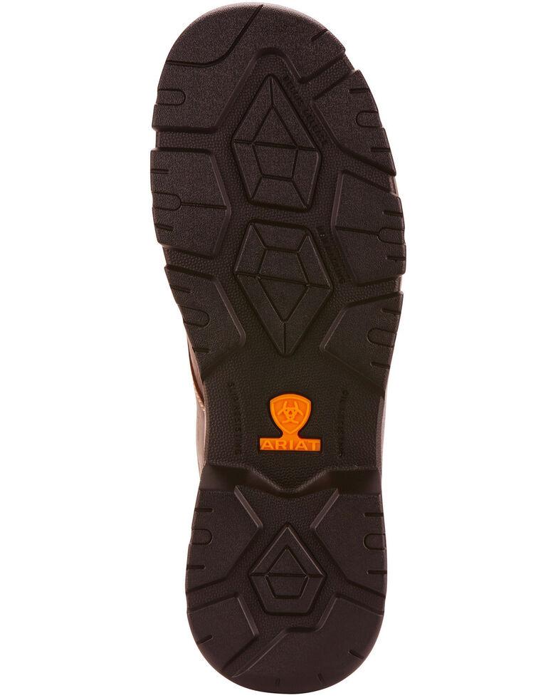 Ariat Men's Brown Waterproof Edge LTE Chukka Boots - Composite Toe , Dark Brown, hi-res