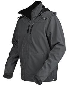 STS Ranchwear Men's Grey Barrier Jacket - Big , Grey, hi-res
