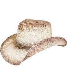 Peter Grimm Women's Grey Viola Cowgirl Hat , Grey, hi-res