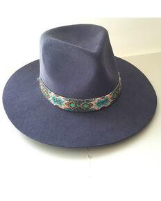 'ale by Alessandra Women's Lady Grey Hat, Grey, hi-res