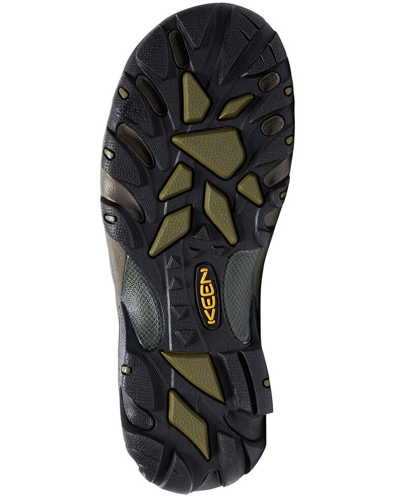 Keen Men's Targhee II Waterproof Hiking Boots - Soft Toe, Brown, hi-res
