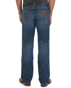Wrangler Retro Men's Scottsdale Slim Fit Jeans - Boot Cut, Indigo, hi-res