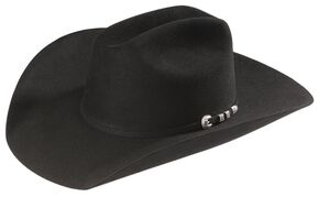 Stetson 6X Bar None Fur Felt Western Hat 09566862dd8