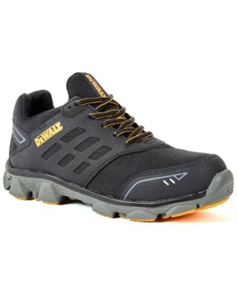 DeWalt Men's Prism Low Work Shoes - Steel Toe, Black, hi-res