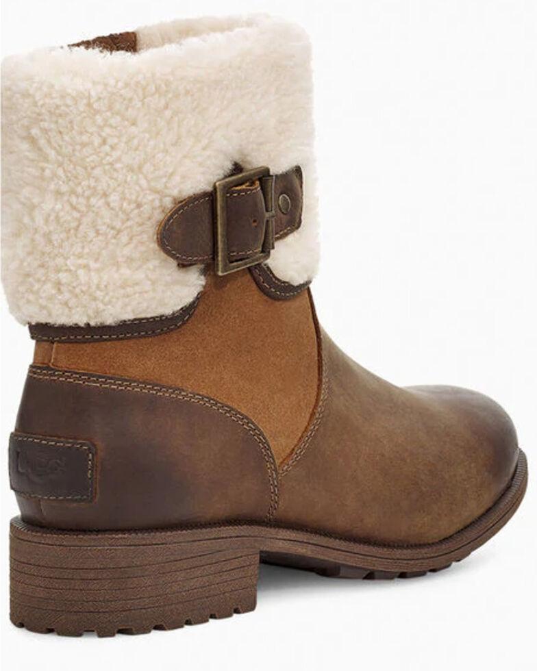 UGG Women's Elings Short Boots, Chestnut, hi-res