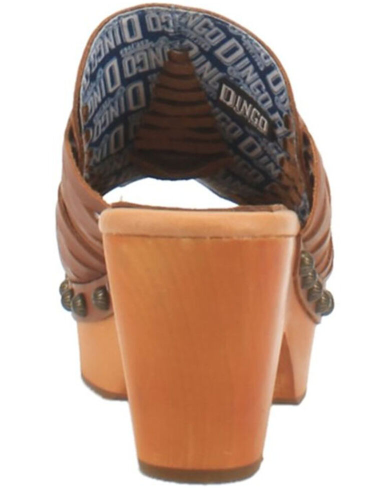 Dingo Women's Dreamweaver Sandals, Tan, hi-res