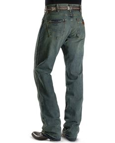 Wrangler Jeans - Retro Relaxed Fit, Trail Worn, hi-res