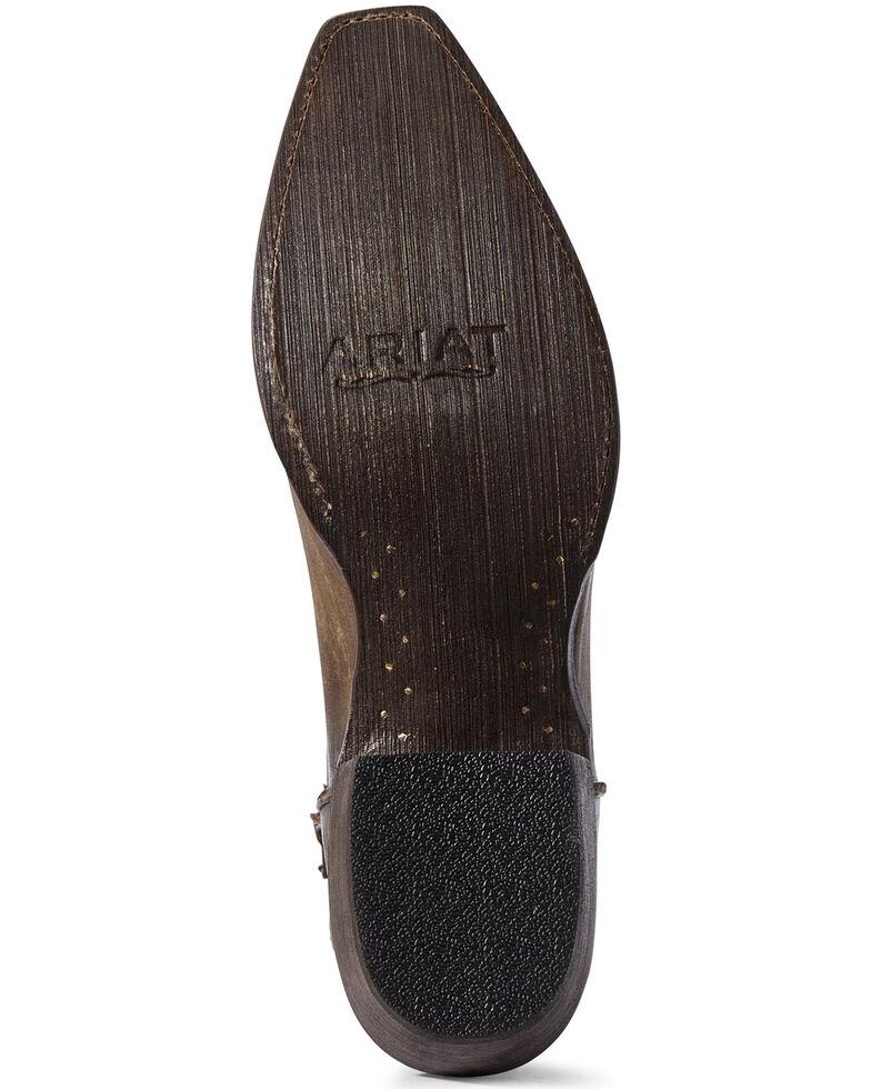 Ariat Men's Circuit Highway Western Boots - Snip Toe, Brown, hi-res