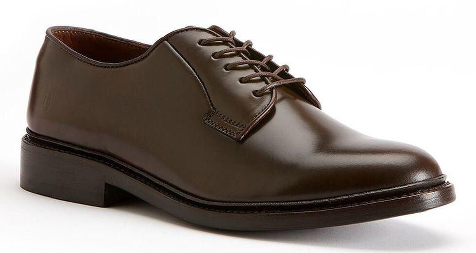 Frye Men's James Oxford Shoes, Dark Brown, hi-res