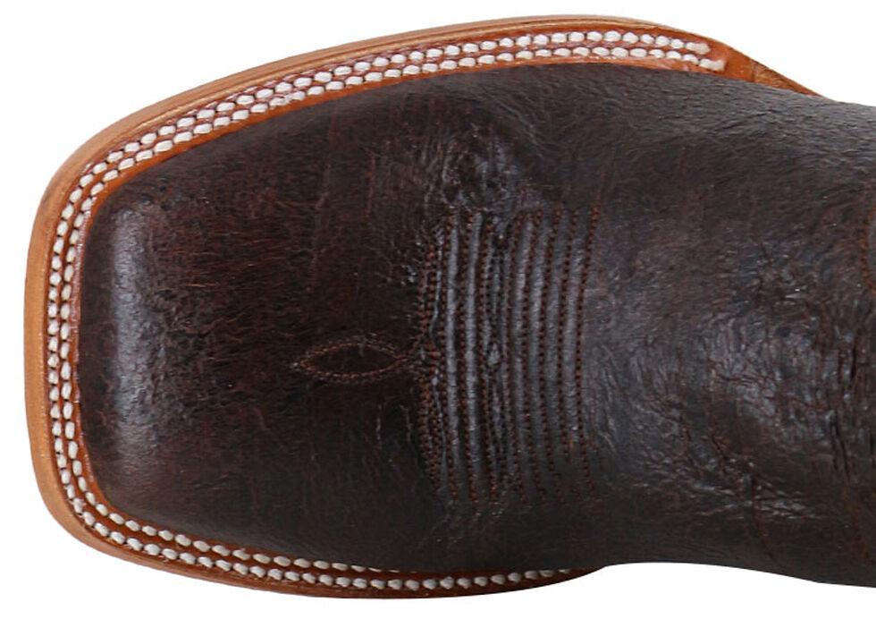 Cody James Men's Krakatoa Arena Western Boots - Wide Square Toe, Brown, hi-res