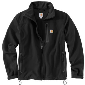 Carhartt Men's Denwood Jacket, Black, hi-res