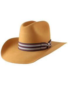 Bailey Tan Renegade Bent Bronc Wool Felt Western Hat , Tan, hi-res