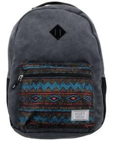 HOOey Recess Aztec Print Backpack, Grey, hi-res