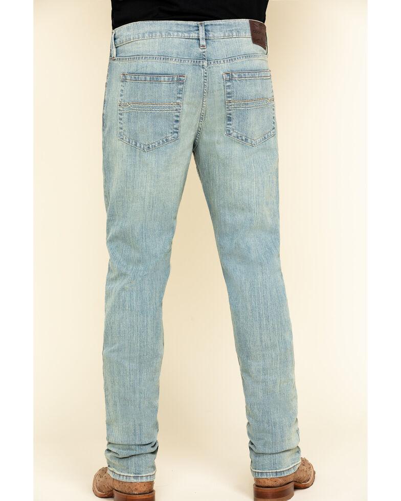 Cody James Men's Light River Stretch Slim Straight Jeans , Blue, hi-res