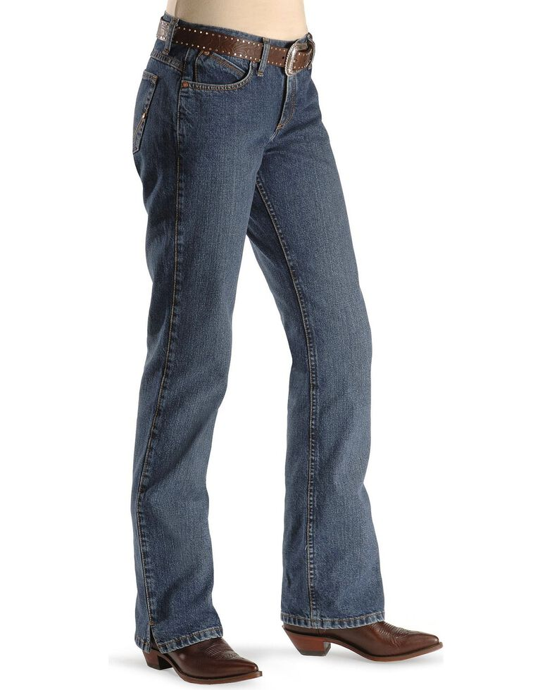 Wrangler Women's Cash Ultimate Riding Jeans, Am Spirit, hi-res