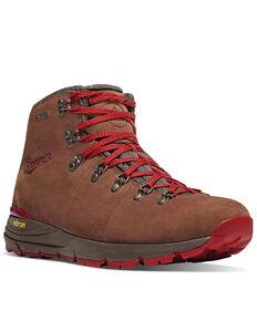 Danner Women's Mountain 600 Hiker Boots - Soft Toe, Brown, hi-res