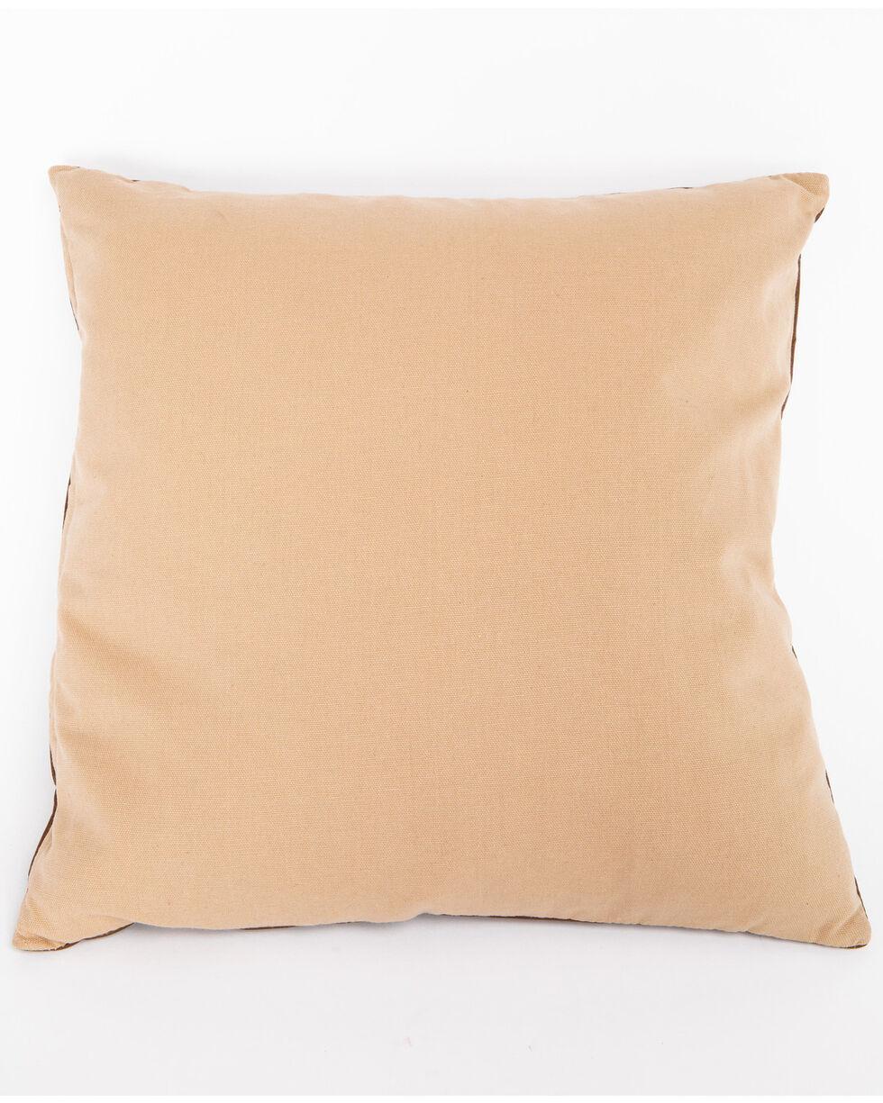 BB Ranch Kiran Cushion Sheep Napa Pillow, Brown, hi-res