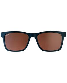 Hobie Lennox Satin Black & Copper PC Polarized Lens Clip , Black, hi-res