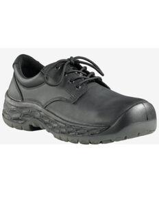 Baffin Men's King Work Shoes - Steel Toe, Black, hi-res
