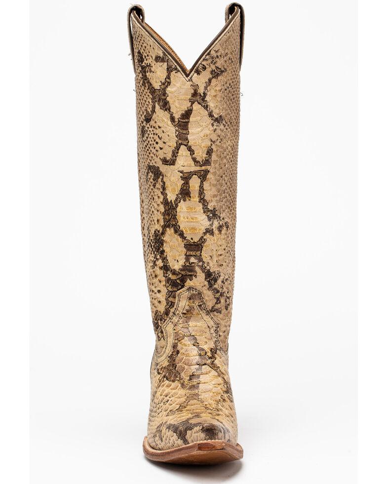 Idyllwind Women's Temptation Western Boots - Snip Toe, Natural, hi-res