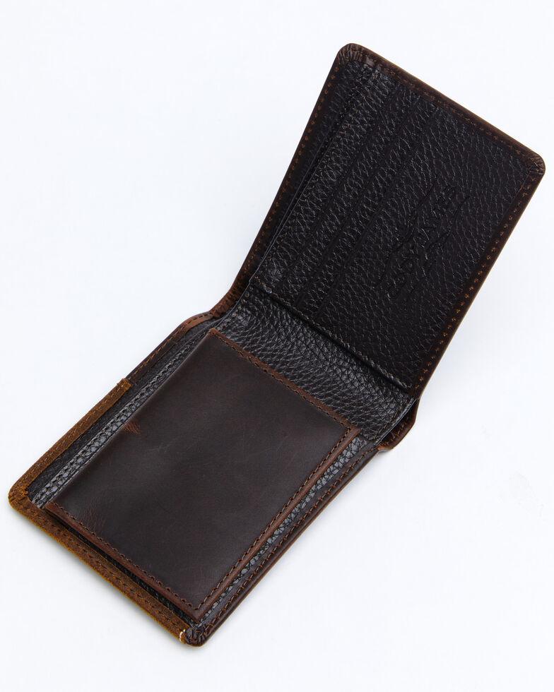 Cody James Men's Bifold Wallet, Brown, hi-res