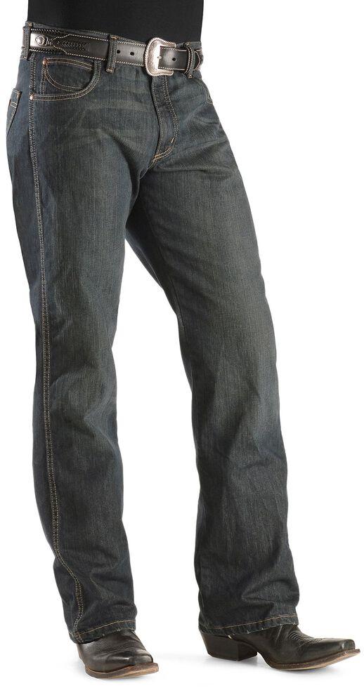 Wrangler Jeans - Worn Black Retro Boot Cut, Worn Black, hi-res