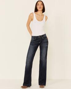 Ariat Women's Melanie Trouser Jeans, Blue, hi-res